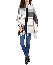 Striped Blanket Scarf