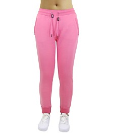 Galaxy By Harvic Slim Fit Fleece Jogger Sweatpants