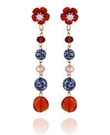 Nanette Nanette Lepore Ball Drop Linear Earring