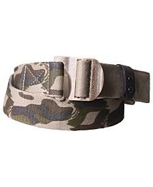 Members Only Camouflage Hook Buckle Belt