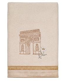 Paris Botanique Hand Towel