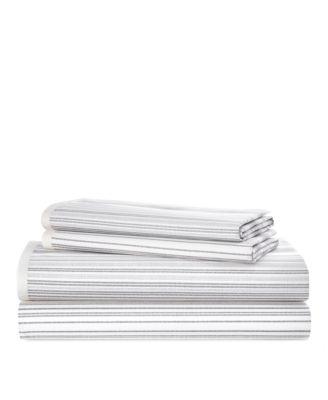 Ralph Lauren Luke Multi-Stripe King Sheet Set