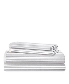 Ralph Lauren Luke Multi-Stripe California King Sheet Set