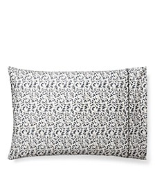 Eva Leaf Standard Pillowcase Set
