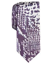 INC Men's Skinny Viper Tie, Created For Macy's