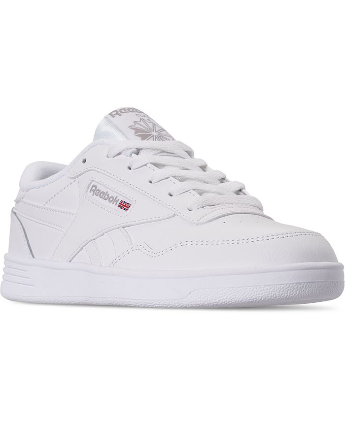 Reebok - Women's Club MEMT Casual Sneakers from Finish Line