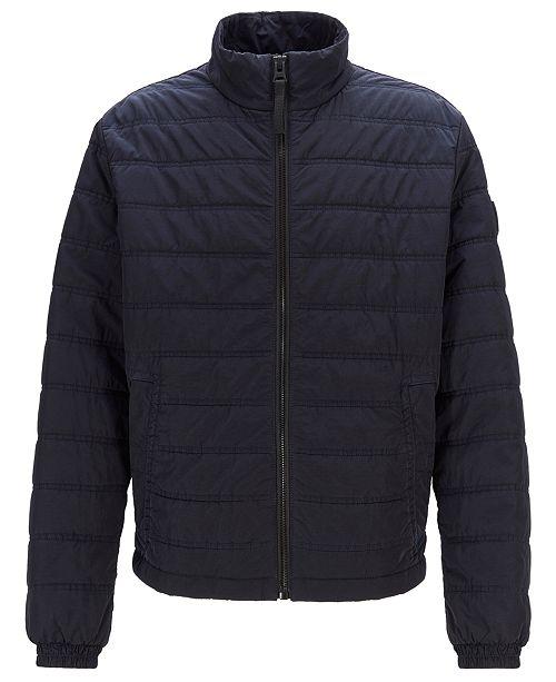 Hugo Boss BOSS Men's Owest-D Regular-Fit Jacket