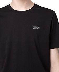 HUGO Men's Cotton Back Graphic T-Shirt