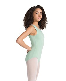 High-Neck Tank Leotard