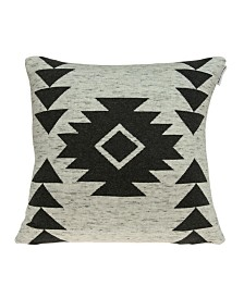 Parkland Collection Arika Southwest Tan Pillow Cover With Poly Insert