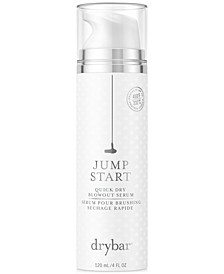 Jump Start Quick Dry Blowout Serum, 4-oz.