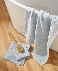 Uchino Kiku Print 100% Cotton Towel Collection