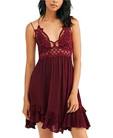 Adella Lace Mini Dress
