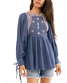 Free People Bali Birdie Top