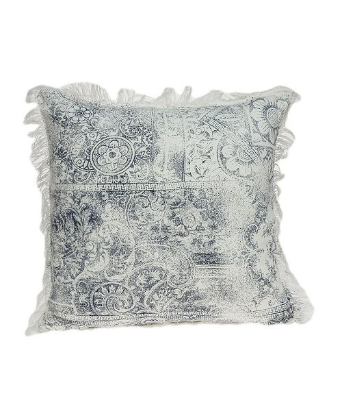 Parkland Collection Tinka Transitional Multicolor Pillow Cover