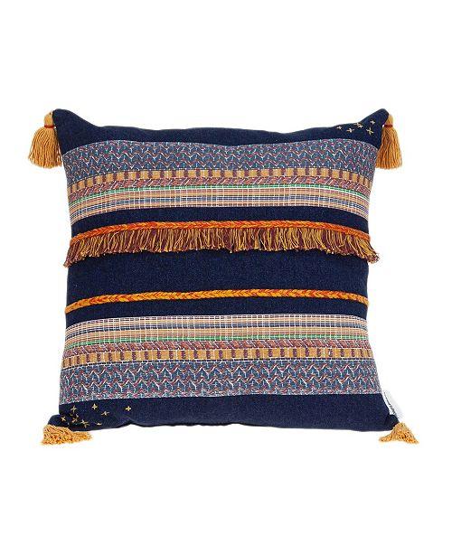 Parkland Collection Skye Bohemian Multicolor Pillow Cover
