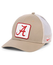Alabama Crimson Tide Patch Trucker Cap