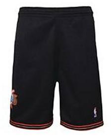 Mitchell & Ness Big Boys Philadelphia 76ers Swingman Shorts