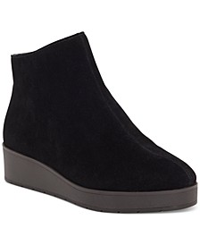 Women's Karmeya Leather Booties