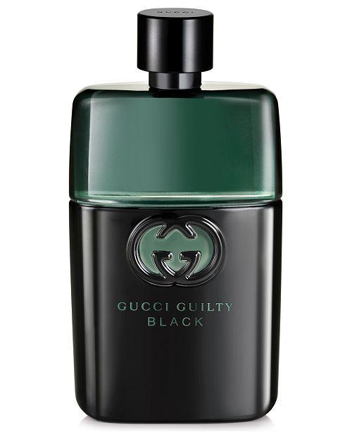Gucci Guilty Black Pour Homme Fragrance Collection Reviews Shop