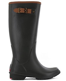 Women's City Solid Rain Boot