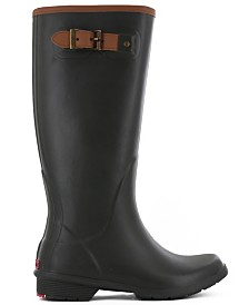 Chooka Women's City Solid Mid-Calf Rain Boot
