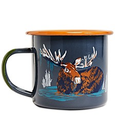 Morning Dip Enamel Steel Candle Mug
