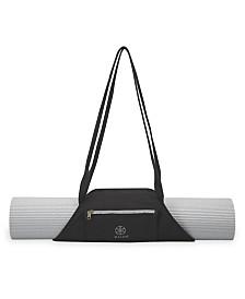 Gaiam Yoga Mat Bag On-The-Go Granite Storm