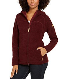 Kaitlum Hooded Fleece Jacket