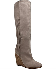 Hampton Wedge Boots