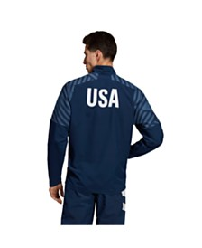 Adidas Men's USA Volleyball Warm Up Jacket
