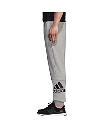 Men's Badge of Sport French Terry Tapered Sweatpants