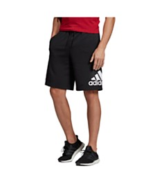 """Adidas Men's Badge of Sport 10"""" French Terry Short"""