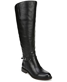 Haylie Wide Calf High Shaft Boots