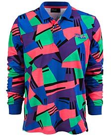 Men's Makalu Long Sleeve Polo Shirt
