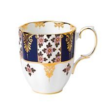 Royal Albert 100 Years 1900 Mug  Regency Blue