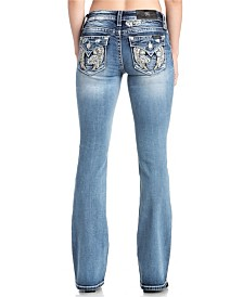 Miss Me Mid Rise Chloe Bootcut Jeans