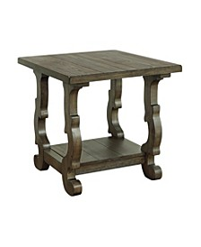 Orchard Park End Table, Quick Ship