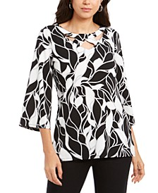 Twist-Neck Tunic, Created for Macy's