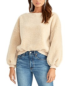 Willa Textured Sweatshirt