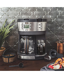 Crux Triple Infusion Brew Coffee Maker 14813, Created for Macy's