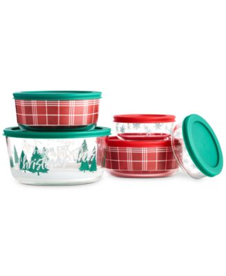 10-Pc. Cabin in The Woods Food Storage Set