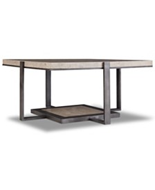 Soleil Square Cocktail Table