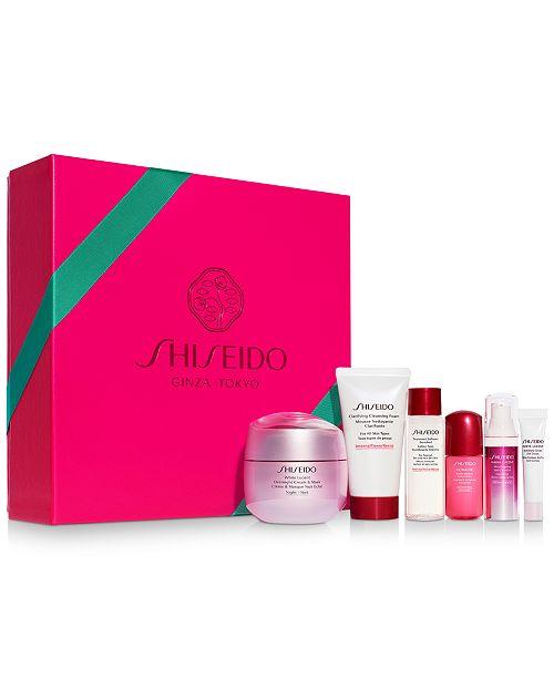 Shiseido 6-Pc. Ultimate Brightening: The Dark Spot Corrector Set
