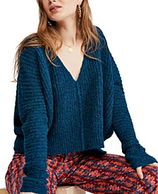Moonbeam V-Neck Sweater