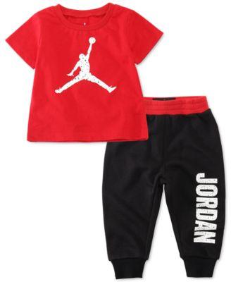 Baby Boys Jogger and T-Shirt Set Various Styles