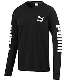 Men's Classics Long-Sleeve Logo T-Shirt