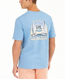 Men's Sail Mary Graphic T-Shirt