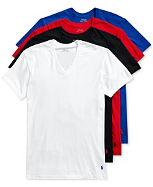 Men's 3 +1 Bonus Pk. Cotton T-Shirts, Created for Macy's