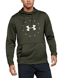 Men's Armour Fleece Logo Hoodie